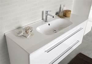Waschtischunterschrank 160 Cm : waschtisch mit unterschrank luna kantate dansani bad elegant ~ Indierocktalk.com Haus und Dekorationen