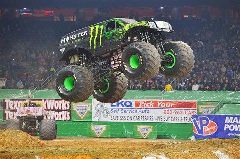all monster trucks in monster monster energy monster jam