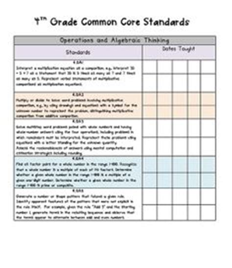 educationjourney common core standards 5th grade