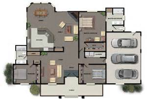 floor plans mansions house plans