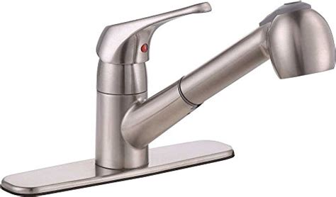 best pull out kitchen faucet review best pull pull out kitchen faucet reviews top