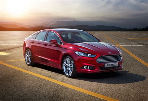 Ford Details New Mondeo's Lineup, Gets 210ps 2.0-liter