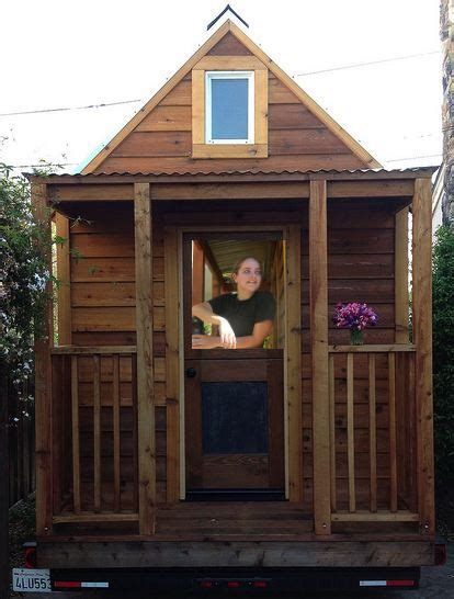 Teen Builds Excellent Tiny House, Donates To Homeless