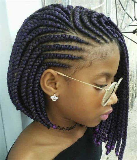 black hair braid styles 2018 weaving hairstyle for children 2018 1698