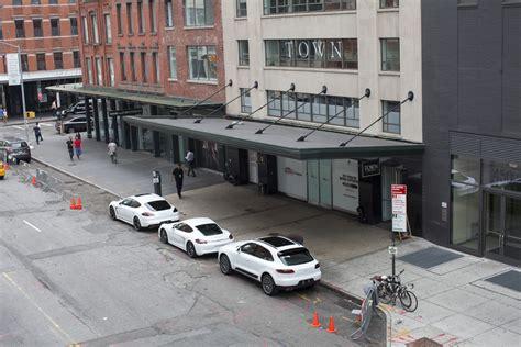 porsche pop  store opens   york city pursuitist