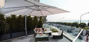 glatz von der sonne empfohlen sonnenschirm blog von With französischer balkon mit glatz sonnenschirm sombrano