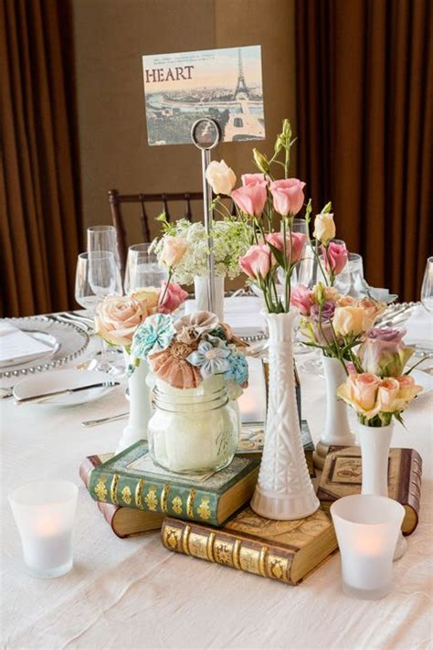white books for decoration 25 best ideas about book centerpieces on book