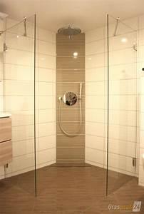 Dusche Walk In : walk in dusche duschabtrennung aus glas glasprofi24 ~ Michelbontemps.com Haus und Dekorationen