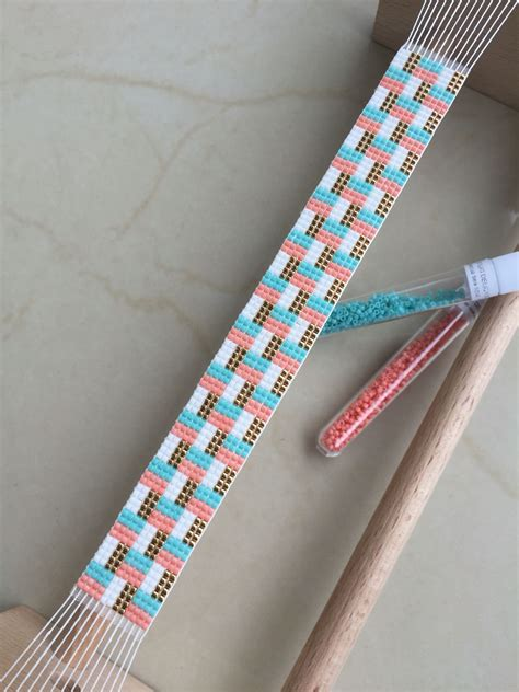 bead loom designs june pinteres