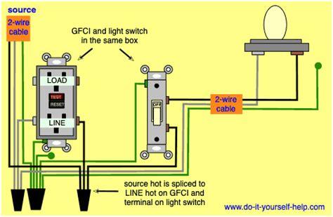 Gfci Wiring Schematics Online