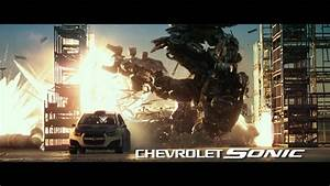 Chevy Sonic Transformers
