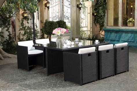 table chaise encastrable emejing table et chaise de jardin noir ideas awesome