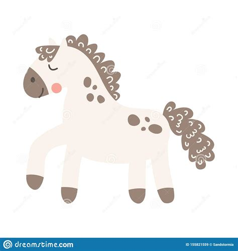 Freesvg.org offers free vector images in svg format with creative commons 0 license (public domain). Cute Funny Farm Animal For Kids. Nursery Print Cartoon ...