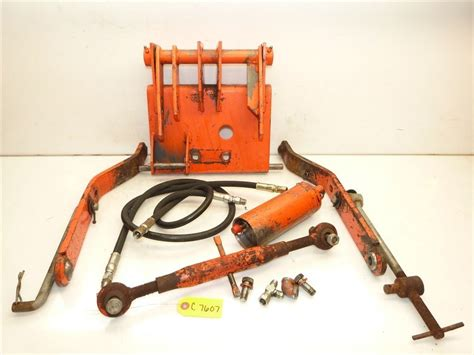 ingersoll tractor mower 448 j26 3 point hitch case ingersoll 444 446 448 tractor j26 3 point hitch ebay