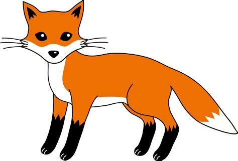 Cartoon Fox Free Clipart