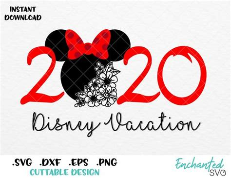 Files disney svg svg files disney svg disney files icon file icons symbol web mail folder element colorful template lock magnifying glass file folders internet office collection envelopes decoration document computer icon color modern computer technology arrow business books cute. Disney Vacation 2020 Floral Minnie Ears Inspired SVG, EPS ...