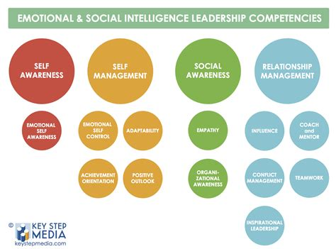 emotional  social intelligence leadership competencies