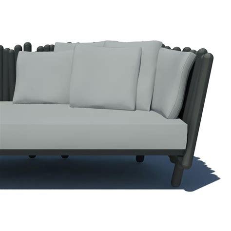 dossier de canapé coussin de dossier pour canapé et fauteuil canisse