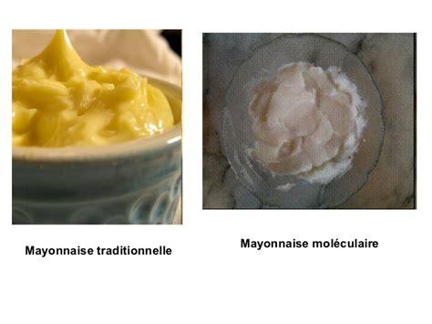 cuisine moleculaire la cuisine moleculaire
