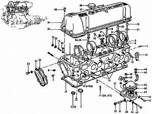 Datsun 510 Cylinder Head