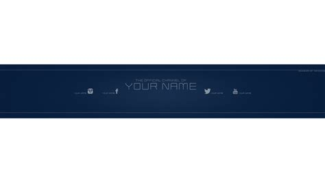 banner template png free banner template 1 psd new 2015 by xodus10 on deviantart