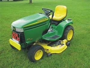 John Deere Gt235 Lawn Tractor For Sale In Ross Corners