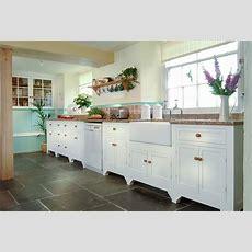 Free Standing Kitchen, Painted Kitchen, Devon  Samuel F