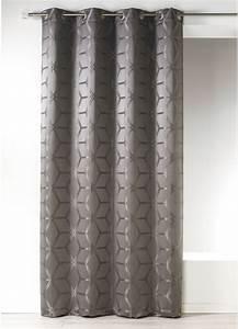 Rideaux Design Contemporain : rideau design tous les objets de d coration sur elle maison ~ Teatrodelosmanantiales.com Idées de Décoration