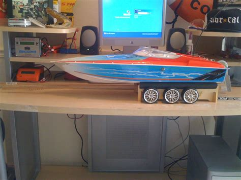 Rc Boat Trailer by Popular Images Rc Boat Trailer