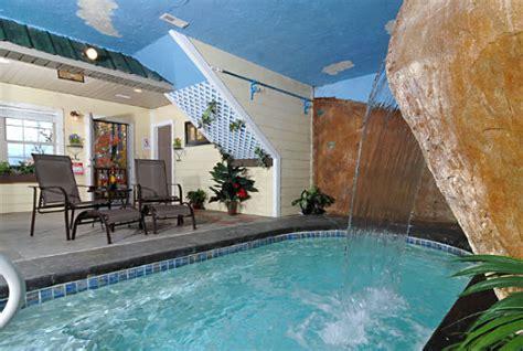 gatlinburg cabins with indoor pool top 5 mega luxury cabins of gatlinburg tn you won t