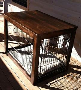 furniture for your pets gloria deo furniture llc With table over dog crate