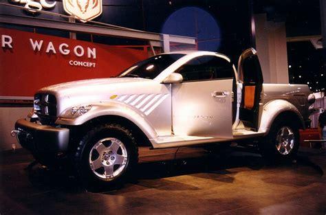 dodge power wagon concept car  catalog