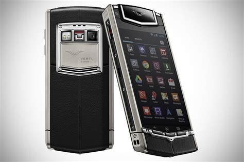 Vertu Ti by Vertu Ti Luxury Android Smartphone Mikeshouts