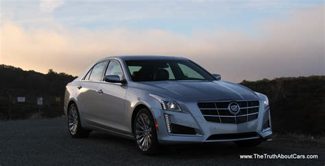 Cts Reviews by Review 2014 Cadillac Cts 2 0t With The