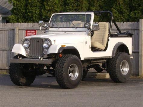 jdenomy  jeep cj specs  modification info