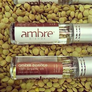 Ambre Blends, Essential Oils, Body Products - Jayne