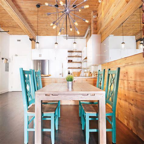 cuisine rustique chic une cuisine au look rustique chic et urbain cuisine