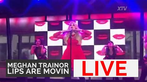 Lips Are Movin [live Today Show]