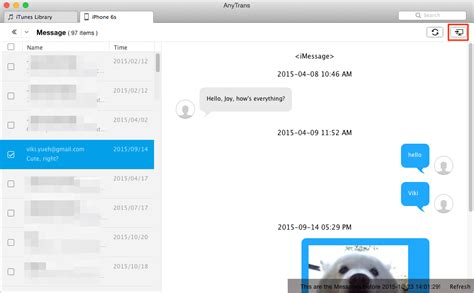 connect iphone messages to mac how to get iphone imessages text messages on mac imobie
