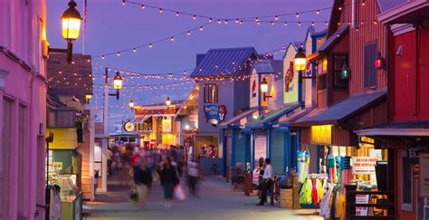 Monterey Bay Vacation, Travel Guide and Tour Information ...