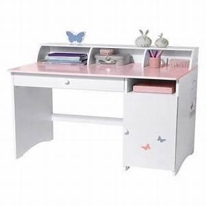 Bureau Enfant Fille : bureau fille enfant bureau enfant avec banc lepolyglotte ~ Teatrodelosmanantiales.com Idées de Décoration