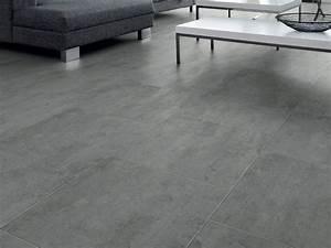 VIRTUO CLASSIC 30 Bodenbelag mit Beton Effekt by GERFLOR