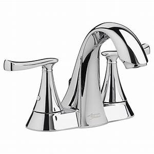 American, Standard, Chatfield, 2-handle, Centerset, Bathroom, Faucet