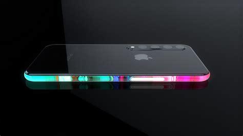 iphone full edge edge concept phone screen