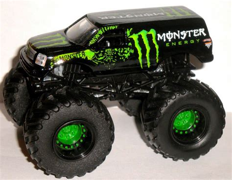 monster jam toys trucks damon bradshaw monster energy custom monster jam truck