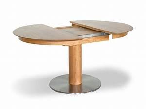 Tisch Rund 80 Cm Ausziehbar : esstisch rund sala2 syncro ~ Frokenaadalensverden.com Haus und Dekorationen