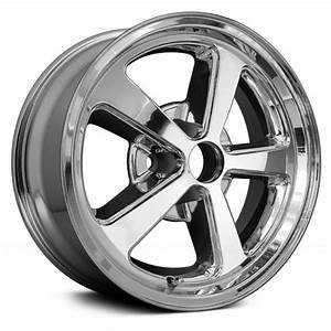"Replace® - Ford Mustang 2003-2004 17"" Remanufactured 5 Spokes Factory Alloy Wheel"