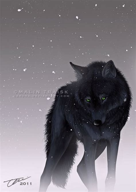 wolves dark side  cerona animated wolves
