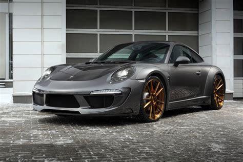 Porsche Carrera 4s Stinger By Topcar