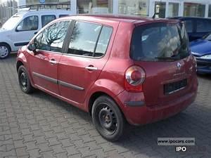 Renault Modus 2005 : 2005 renault modus 1 4 16v 98ps car photo and specs ~ Gottalentnigeria.com Avis de Voitures